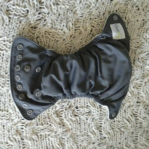 GroVia Newborn Cloth Diaper